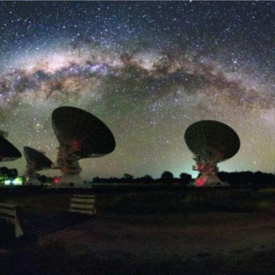 Causa revuelo inquietante señal de radio captada en una estrella a 95 millones de años luz de la Tierra