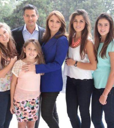 """""""LOS MEXICANOS, FASTIDIADOS"""": 'The Guardian' le dedica un artículo a las hijas """"malcriadas"""" de Peña Nieto"""