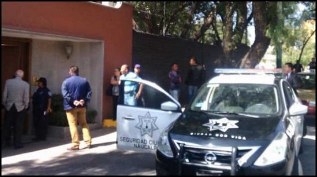 Mueren 2 escoltas en casa de la familia alemán Velasco en circunstancias no aclaradas
