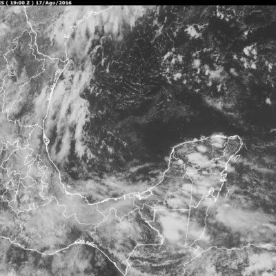 Pronostican lluvias para la Península por onda tropical