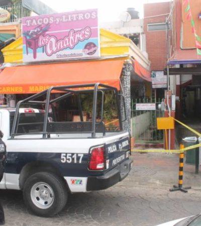 Encuentran muerto a colombiano en local de tarot en la Yaxchilán