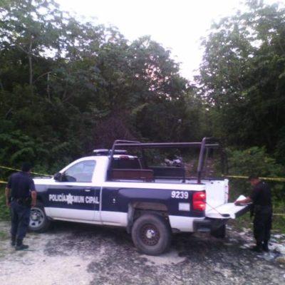 Hallan ejecutado a adolescente reportado como desaparecido en Tulum