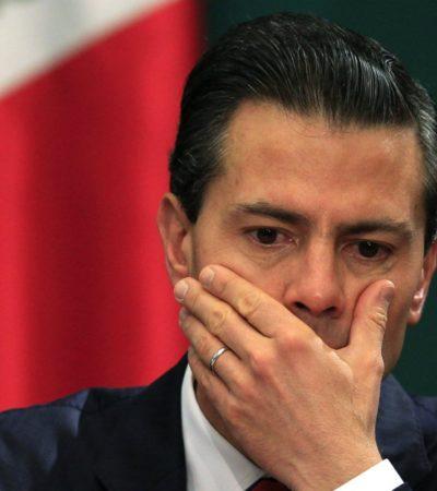 """""""NO FUE UN ERROR INVITAR A TRUMP"""": Desde Televisa, se defiende Peña Nieto de las críticas por la reunión con candidato de EU"""