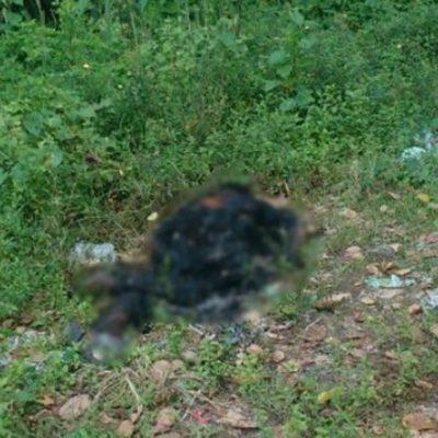 SIGUEN LOS MUERTOS EN HUIMANGUILLO: Ejecutado y calcinado en la zona de la Chontalpa