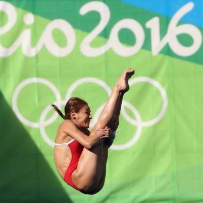 PAOLA ESPINOSA SE QUEDA SIN MEDALLA: La mexicana finaliza en cuarto lugar en clavados desde la plataforma de 10 metros