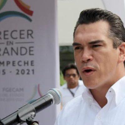 DENUNCIA MORENA AL MORENO: Por uso indebido de recursos federales, acusan al Gobernador de Campeche