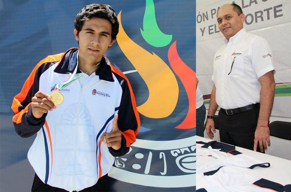 EL CHETUMALEÑO QUE REPRESENTA A NUEVO LEÓN: Alberto Álvarez y su historia para llegar a la final olímpica de salto triple