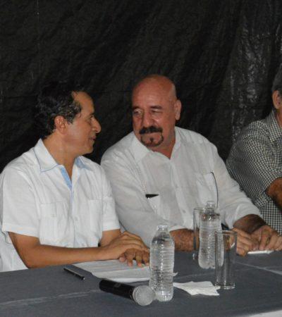Confían empresarios de Chetumal en la recuperación económica del sur de QR con Carlos Joaquín