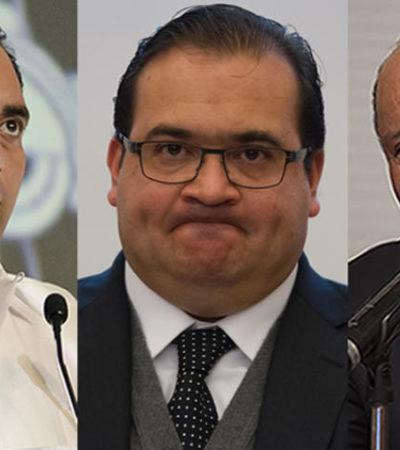 Acusan a ex gobernadores de Veracruz, Quintana Roo y Chihuahua de desviar pensiones hacia deuda