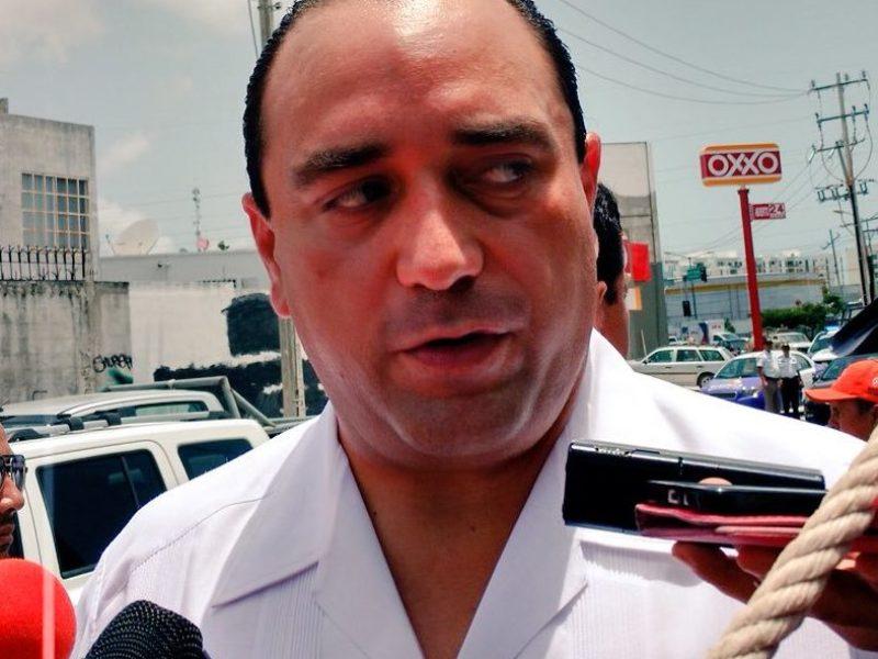 "Borge está denunciado ante PGR: Gobernador; ""esa denuncia va caminando"", asegura Carlos Joaquín"