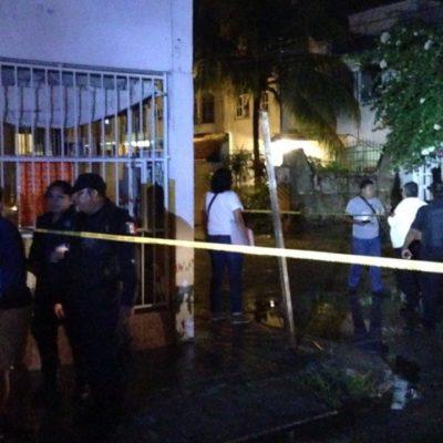 SIGUE DESATADA LA VIOLENCIA EN CANCÚN: Ejecutan a balazos a otro hombre en la Región 520 en una semana de crímenes en el paraíso