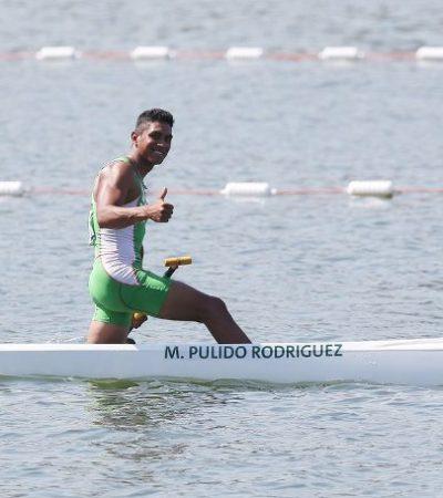 MALOS RESULTADOS DESDE RÍO: Finaliza último mexicano Marcos Pulido en prueba de canoa individual en 200 metros