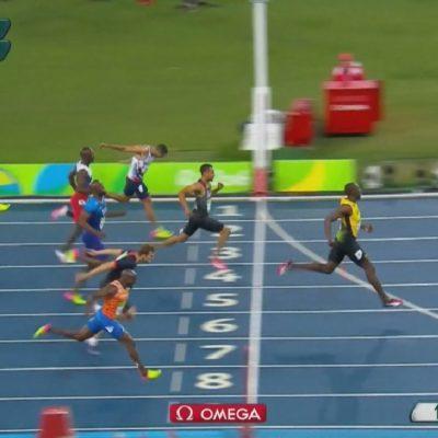 ES BOLT TRICAMPEÓN OLÍMPICO: Con facilidad, el jamaiquino gana su tercer oro en la prueba de los 200 metros planos con 19.78 segundos