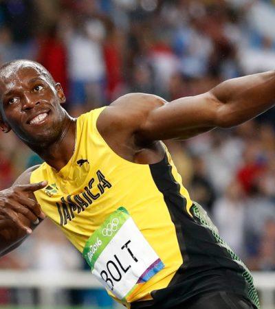 COMPLETA BOLT SU '3X3': Hace historia el jamaiquino con su novena medalla de oro; ganó todo en tres olimpiadas seguidas