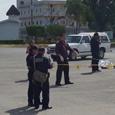 VIOLENTO ASALTO EN CENTRO MAYA: Un muerto y un herido durante ataque de comando armado en estacionamiento; 8 detenidos