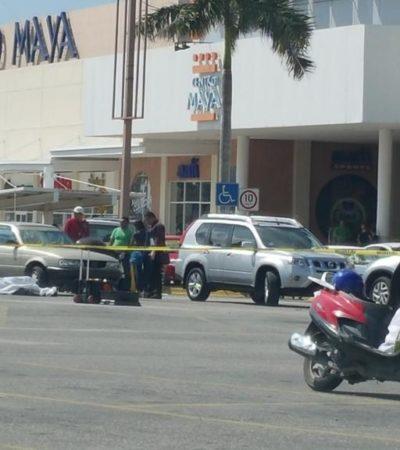 HUNDEN A LA 'BANDA DE LOS 8' EN PLAYA: Vinculan a proceso a asaltantes en Centro Maya, también implicados en atraco en Plaza Las Américas