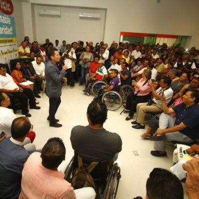 Termina Cristina Torres con los foros de participación ciudadana en Solidaridad