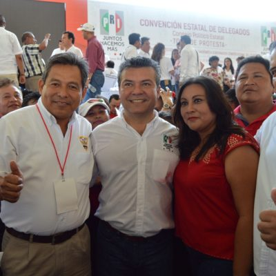 ANTES MAURICISTA, AHORA JOAQUINISTA: Veletea 'El Catrín' y pone el Suchaa al servicio del próximo Gobernador
