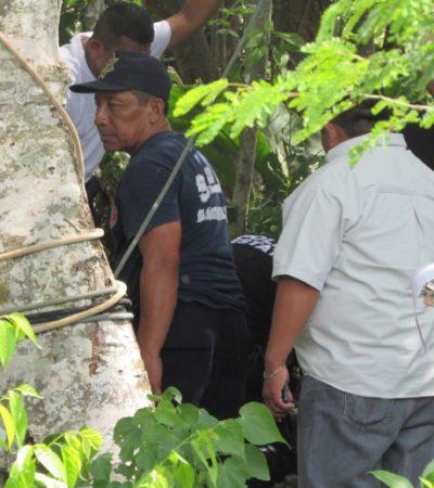 Confirman tortura y asesinato de ex alcalde de Chikindzonot hallado en cenote de Valladolid