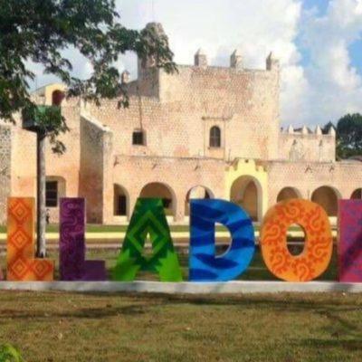 Polémica por el nombre de Valladolid en letras gigantes en el Centro Histórico para promoción turística