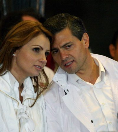 Admite Peña Nieto que un amigo pagó el predial de departamento de 'La Gaviota' en Miami