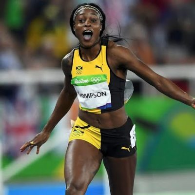 OTRA JAMAIQUINA, LA MUJER MÁS RÁPIDA: Elaine Thompson sorprende en la carrera de los 100 metros
