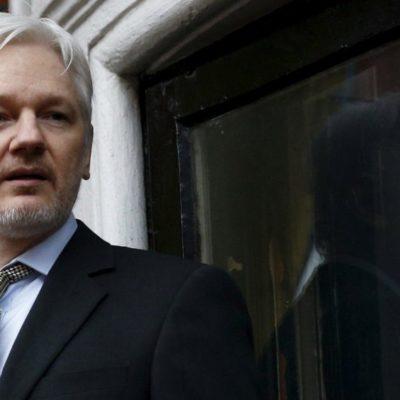 Denuncian intento de incursión en la embajada ecuatoriana en Londres donde se refugia Julian Assange