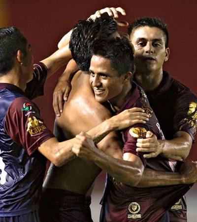 En el último minuto, Atlante rescata empate a 2 goles ante el Zacatecas