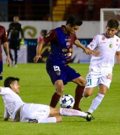 EMPATE PENINSULAR EN CANCÚN: Potros y Venados terminan 1-1 en la jornada 5 de la Liga de Ascenso