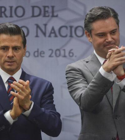 Ventila diario de EU otro caso de plagio en el texto de la reforma educativa de Peña Nieto