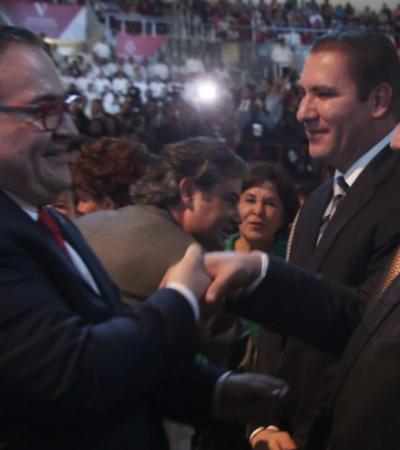 LE SIGUEN LA SOMBRA A BORGE: Confirman SAT que 'Beto' está entre los Gobernadores bajo auditoría, al igual que Duarte y Padrés