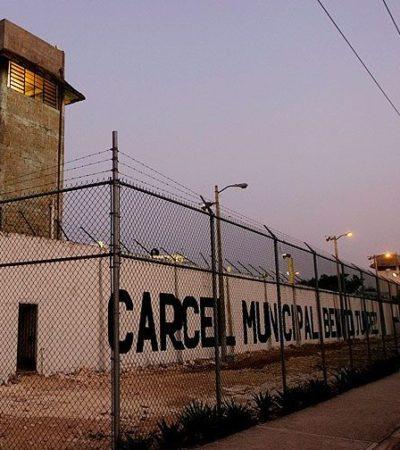ENROQUES EN CÁRCELES: Alcaide de Cancún es relevado tras fuga masiva de reos, pero para incorporarlo a la SESP