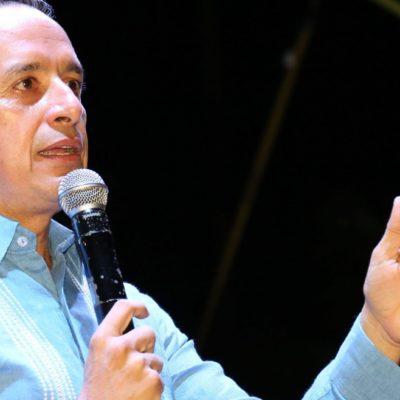 VA CARLOS CONTRA 'PAQUETE DE IMPUNIDAD': Presenta Gobernador electo ante la SCJN controversia constitucional para invalidar reformas de Borge