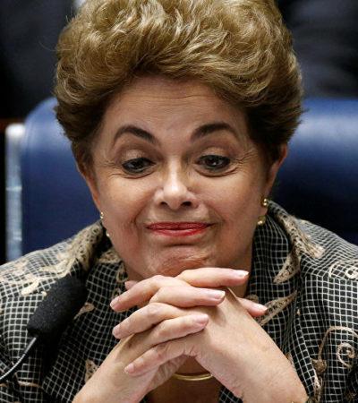 CONSUMAN DESTITUCIÓN EN BRASIL: Dilma Rousseff ya no es Presidenta; Temer asume relevo