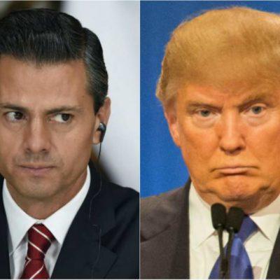 SE VERÁN LA CARA: Confirman reunión en privado de Peña Nieto y Donald Trump para este miércoles