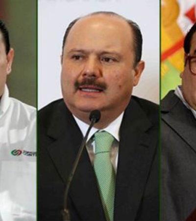 PIDEN CUENTAS A GOBERNADORES: Demanda Congreso transición 'limpia' en Quintana Roo, Veracruz y Chihuahua