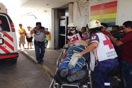 Fallece electrocutado un empleado de mantenimiento en la Región 236 de Cancún