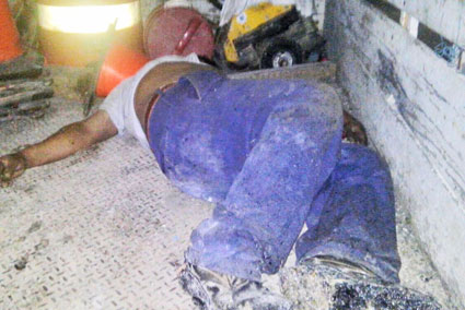 Muere electrocutado un hombre en comunidad de Bacalar