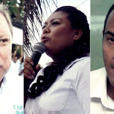 DESECHA TRIBUNAL IMPUGNACIONES DEL PAN-PRD: Confirma TEPJF triunfos de la alianza PRI-PVEM-Panal en Isla Mujeres, Lázaro Cárdenas y Tulum