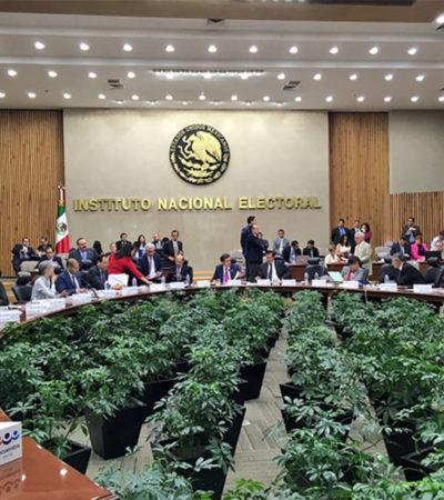 EL GASTO EN LA 'DEMOCRACIA' MEXICANA: Aprueba INE pedir presupuesto por 11 mil 232 mdp para el 2017