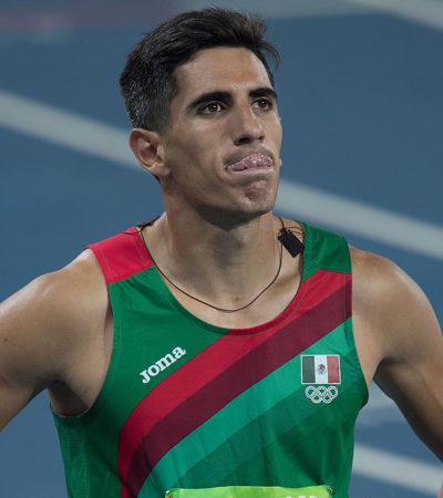 GRAN ESFUERZO, PERO…: Termina mexicano José Carlos Herrera último en la primera semifinal de los 200 metros planos
