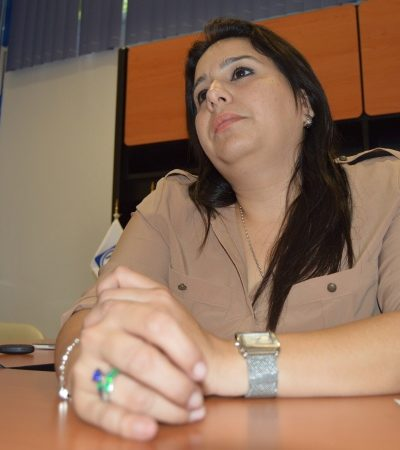 Aseguran que no habrá más vallas ni policías armados en el Congreso de Quintana Roo