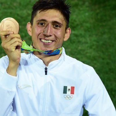 HISTÓRICA MEDALLA EN PENTATLÓN: Ismael Hernández sorprende al ganar el bronce donde no se esperaba nada