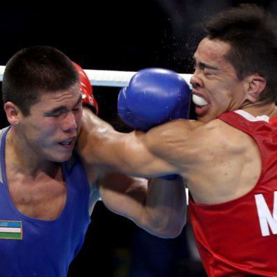 ATORAN A MISAEL EN SEMIFINAL: El boxeador se queda con el bronce, primera medalla para México