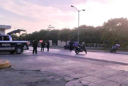 Se ahorca un chileno en su camper estacionado en la colonia El Pedregal de Playa del Carmen