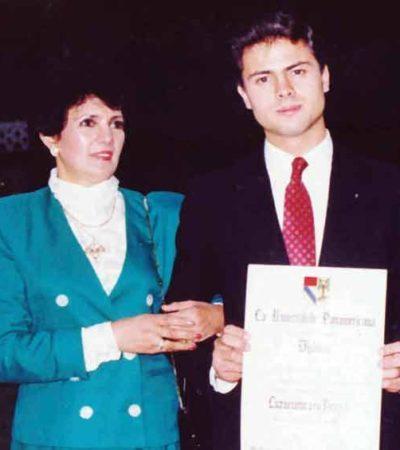 Dice la Universidad Panamericana que investigará las acusaciones de plagio en la tesis de Peña Nieto
