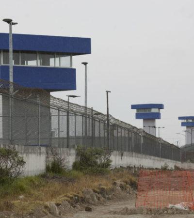 Liberan a ex directora de la cárcel del Altiplano procesada por la fuga de 'El Chapo' Guzmán