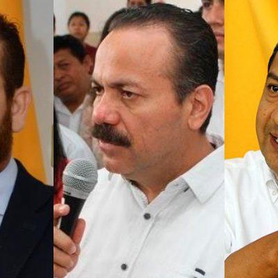 """""""NI DESESTIMIENTO, NI COMPONENDA"""": Condenan perredistas pacto para terminar impugnaciones; mantendrá Ricalde querella electoral en Cancún"""