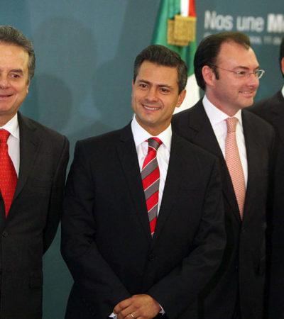 CIRCULAN POSIBLES CAMBIOS EN EL GABINETE DE EPN: Ven a Osorio Chong en Sedesol y a Pedro Joaquín como embajador de 'El Vaticano'