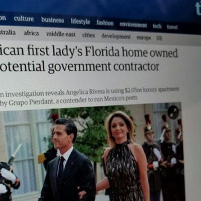 """""""ESTAMOS SOBRE TI, LA PATRONA YA DIO LA ORDEN"""": Recibe amenazas corresponsal de The Guardian que ventiló departamento en Miami de 'La Gaviota'"""